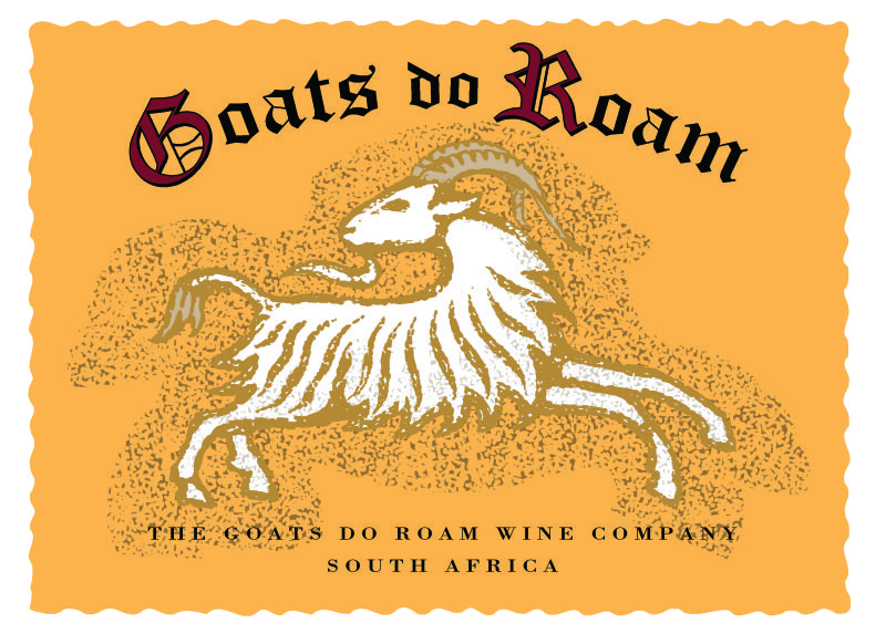 Goats do Roam Label (Not meeting US regulations)