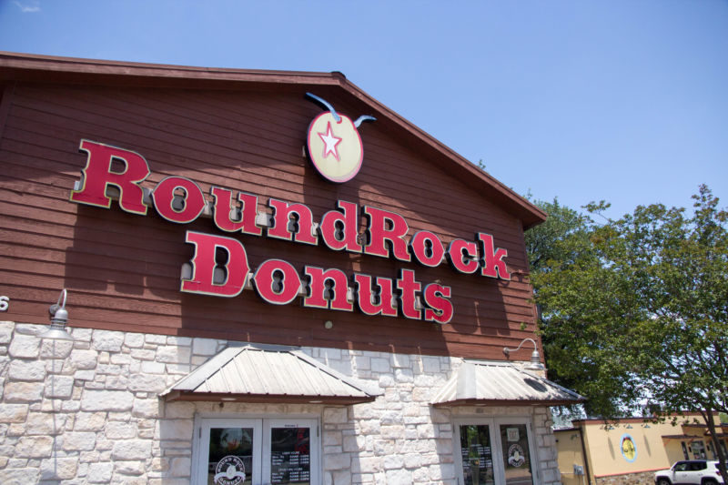 round rock doughnuts (1 of 1)