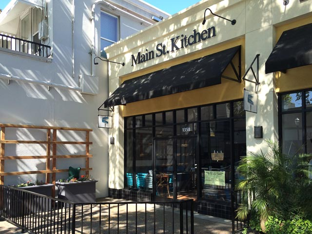 Main Street Kitchen, Walnut Creek