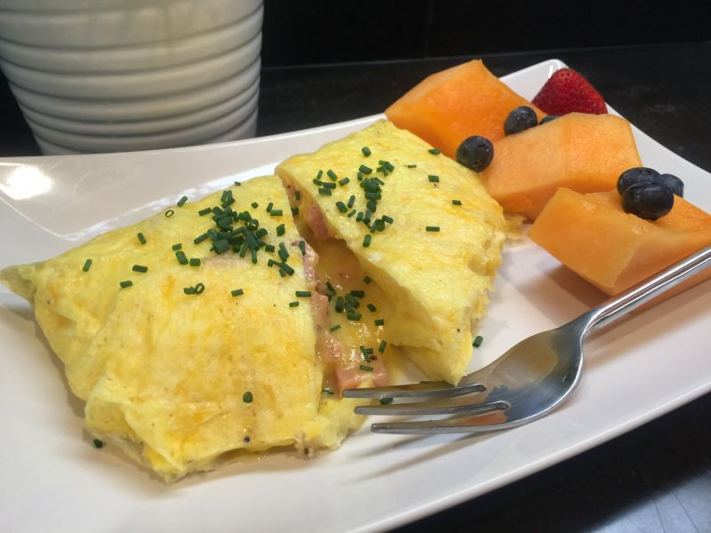 Recipe Of The Week Sous Vide Omelet Ms April Wine Travel Eats