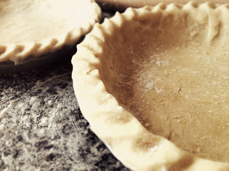 recipe of the week the perfect pie crust ms april wine travel