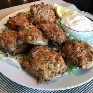 Recipe of the Week –  Maryland Crab Cakes