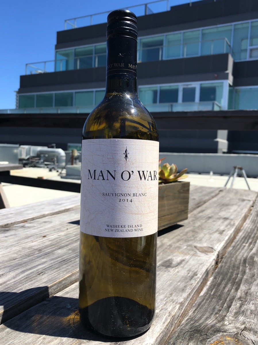 Man O' War New Zealand Sauvignon Blanc