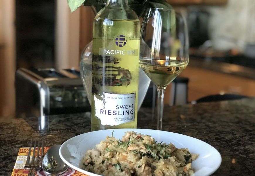 Pacific Rim Riesling