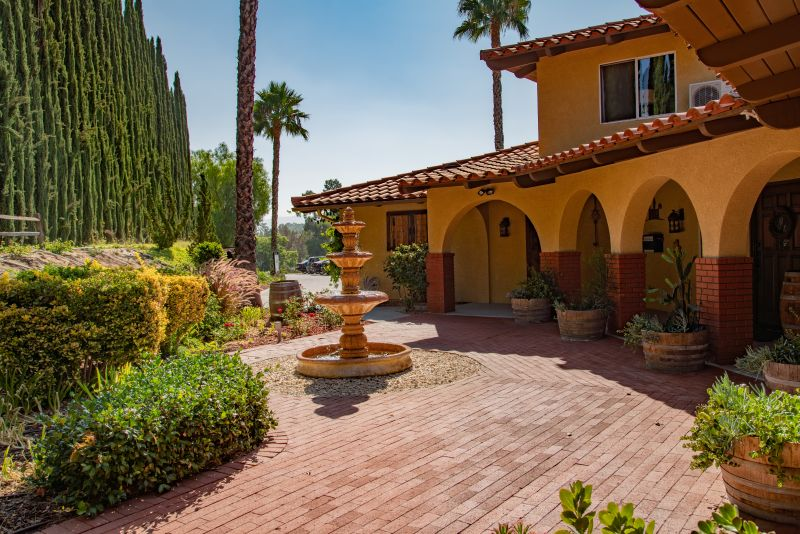 The Inn at Europa Village, Temecula Wine Country