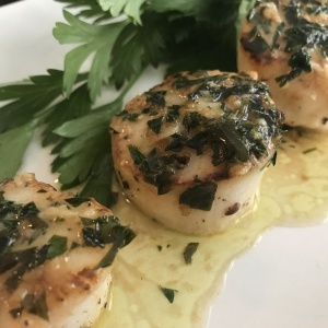 Recipe of the week – Perfect Scallops Every Time – April
