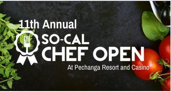 11th Annual So-Cal Chef Open – Pechanga Resort