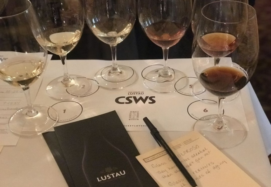 Sherry – An introduction to the fortified wine from Jerez