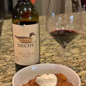 Duckhorn and Decoy Merlot