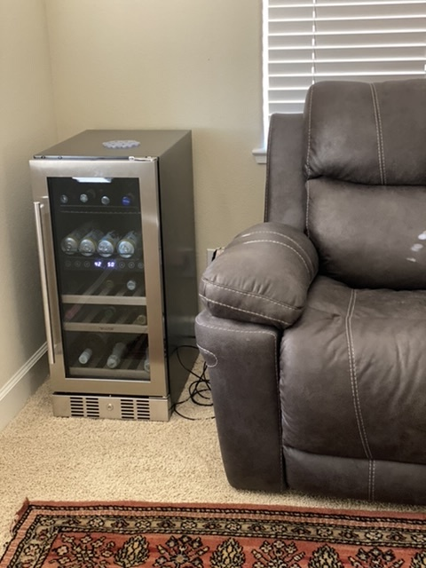 NewAir Wine Fridge